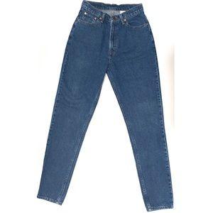 Vintage Jordache High Rise Straight Leg Jeans